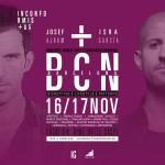 [:es]Inconformistas 16/17 de Noviembre en Barcelona![:]